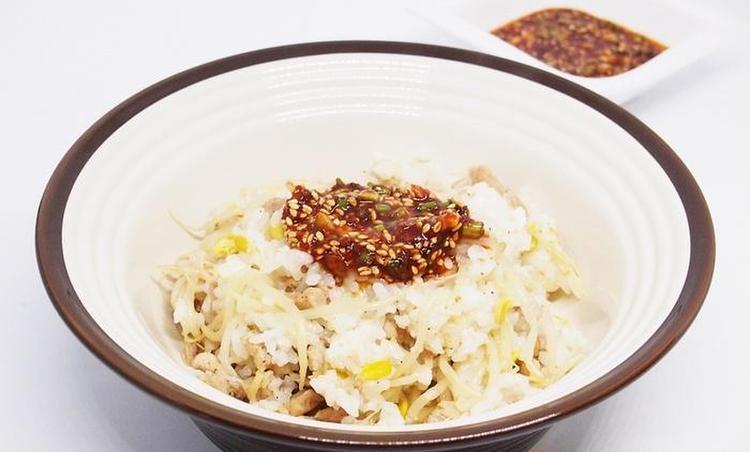 콩나물밥 슥슥 비벼먹는 한그릇음식