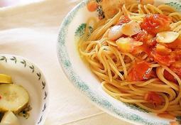 간단하게 만드는 토마토스파게티