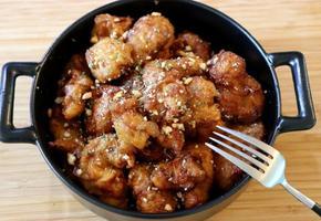 윤식당 닭강정레시피 마더소스와 닭다리살로 맛있게