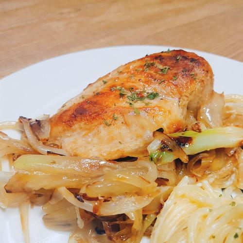 닭가슴살스테이크