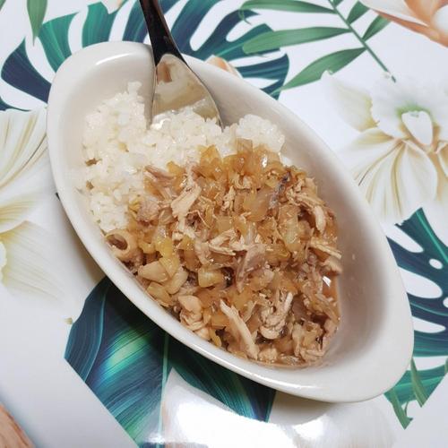 유아식단 숙주닭고기덮밥