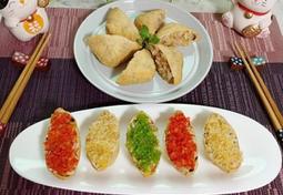 톡톡 터지는 날치알 유부초밥(소풍도시락으로 굿~)
