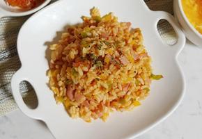 토마토 볶음밥(혼밥, 간단하게 좋아요)