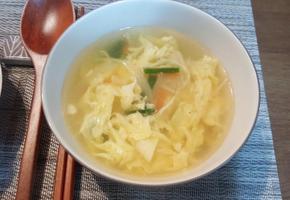 쉽고 간편한 계란국(달걀국) 끓이기