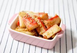 맛살볶음 초간단 맛살요리