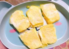 16개월 아기, 아기 간식 :: 부드러운 프렌치토스트 (아기가 잘 먹는 간식)