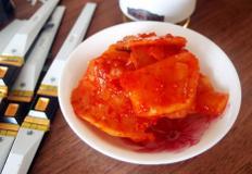 #충무김밥 석박지만들기 #충무김밥이랑 같이 먹는 메뉴인 석박지. 간단하고 쉽게 만들기!