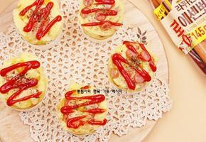 초간단 소시지빵 만들기, 아이간식으로 좋아요 ^^