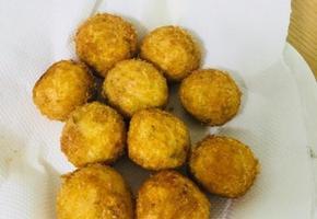 [아이들 간식] 바삭 바삭 새우감자크로켓