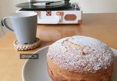 [영국주방] 달달한 복숭아가 숨어있는 복숭아 파운드케이크(Peach Pound Cake)