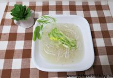 만물상 흰강낭콩 콩국수