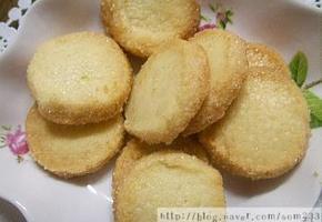 디아망쿠키(후라이펜으로 굽는 방법과, 오븐쿠키/후라이펜으로 구운 쿠키 비교까지!!)