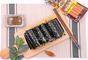 꼬마김밥 (마약김밥) 만들기 (w 라퀴진 롱에센뽀득)