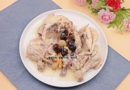 찹쌀 누룽지백숙 만드는 법, 압력밥솥으로 구수한 닭백숙 만들기