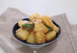 감자조림 황금레시피 꿀맛이에요