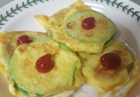 맛좋고 영양만점! 초간단 계란옷애호박부침