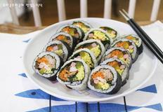김밥도시락 만들기 속이 알찬 참치김밥