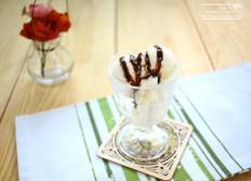 간단하게 바닐라 아이스크림 만드는법