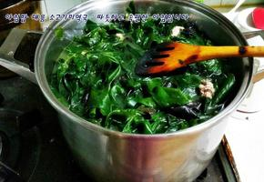 아침밥 대용 소고기미역국 ' 따듯하고 속편한 아침입니다' with 미역, 소고기, 목이버섯효능
