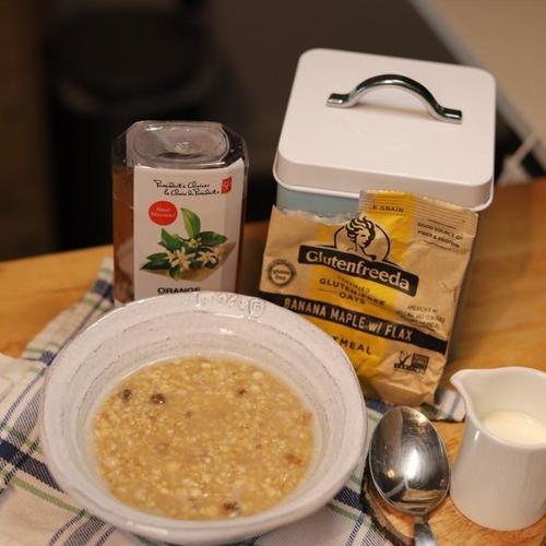 간단한 아침, 오트밀 먹는법