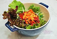 통영멍게로 만든 멍게비빔밥