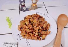 돼지고기 버섯볶음 만들기(돼지고기 요리, 버섯 요리,간단 요리)