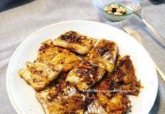 【흰살 생선 요리】 명태 된장 구이 : 밥 잘 안먹는 4세 아이 반찬