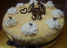 엄무니 생신케이크~♥ 고구마케이크