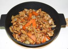 주물 후라이팬에 닭갈비 만들기 & 주물후라이팬 길들이기
