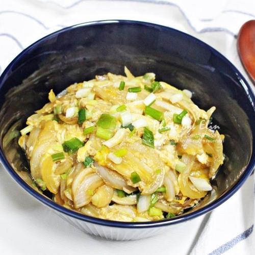 백종원 양파덮밥 간단하고 맛있는 한그릇요리