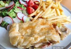 [영국주방] 기네스 파이보다 더 가정적인 홈메이드 치킨&베이컨 파이(Chicken&Bacon Pie)