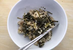 혼밥 곤드레보리밥
