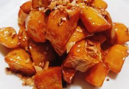 달콤 바삭 초간단 고구마맛탕 만들기