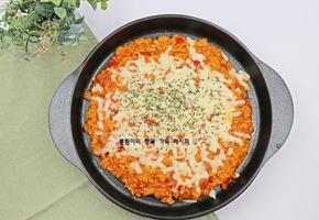 찬밥활용요리, 로제소스로 리조또 만들기!