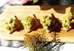 #아보카도요리 #멕시코요리 #과카몰라만들기
