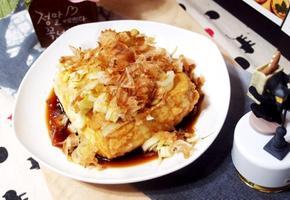 #에어프라이어요리 #두부튀김만들기 #이자카야에서 먹는 안주 두부튀김