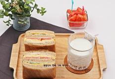 달걀샌드위치 만드는 법, 예쁘고 맛있는 샌드위치 레시피 :)