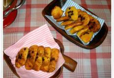 버터대신 마요네즈로~홈메이드마요네즈쿠키/마요네즈시나몬쿠키