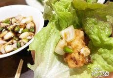 상추튀김 만들기, 수요미식회에 나온 광주 상추튀김