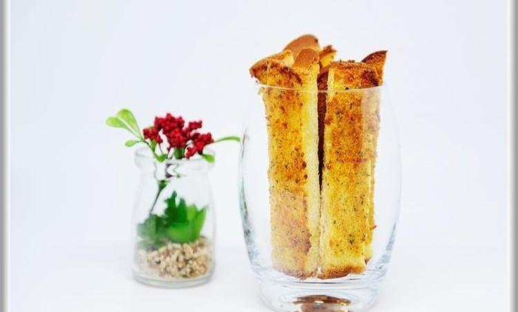 마늘빵 만들기 남은 식빵 활용기
