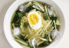 집밥백선생 백종원 열무국수 여름 별미 음식 강추