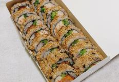 바삭 고소 꿀맛 보장 이색김밥 새우튀김 크래미 롤 김밥 만들기