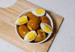 계란장조림 만들기 단짠단짠이 매력