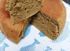 전기밥솥으로 모카 스펀지 케이크 만들기!