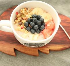 아사이볼 만들어 간단한 아침식사