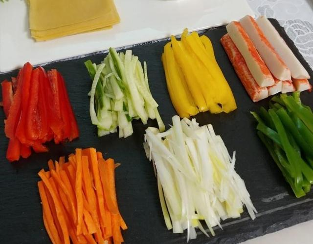 포두부야채말이