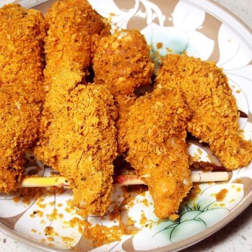 #에어프라이어요리 #치킨 #마법의치킨가루 #집에서 즐기는 치킨!!!