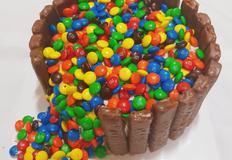 달달함의 끝판왕 M&M초콜렛 케이크 만들기