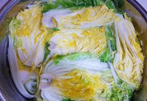 김장김치(1편)...배추절이기 ( 야채 손질부터 절임배추까지 상세tip)