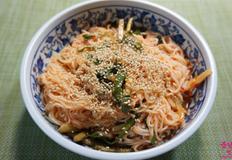 [면식, 열무김치비빔국수] 후덥지근한 날엔 매콤하고 칼칼한 열무김치 비빔국수 한 그릇으로 더위를 날려요